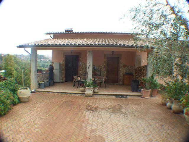 foto 1 Villa via Fuori le Mura, Cantalupo in Sabina