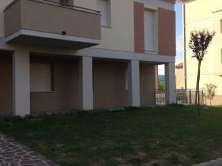 Foto - Quadrilocale via Ferruccio Malpici 18, Osteria, Serra de' Conti