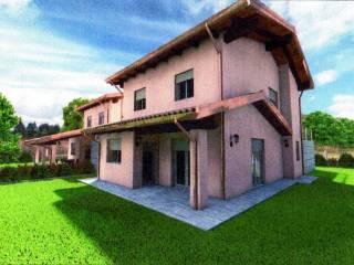 Foto - Villa via Carlo Bernasconi, Uggiate-Trevano