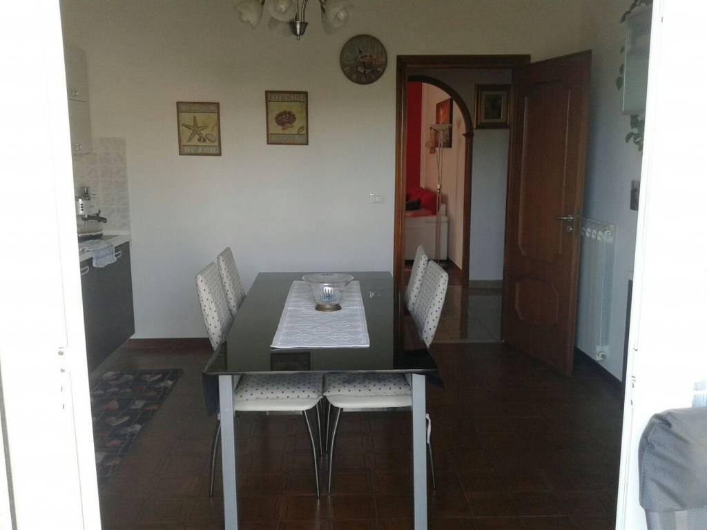 foto cucina Quadrilocale via Marici 33, Boissano