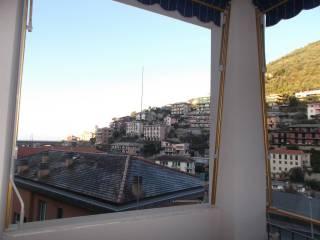Foto - Trilocale via Benedetto Cairoli, Sori