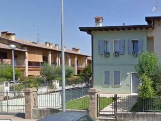 Foto - Villetta a schiera via Giosuè Carducci, Ponti sul Mincio