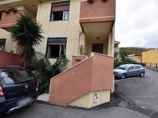 Foto - Villetta a schiera via Leonardo Sciascia, Licandro, Messina