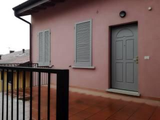 Foto - Quadrilocale nuovo, secondo piano, Casalpusterlengo