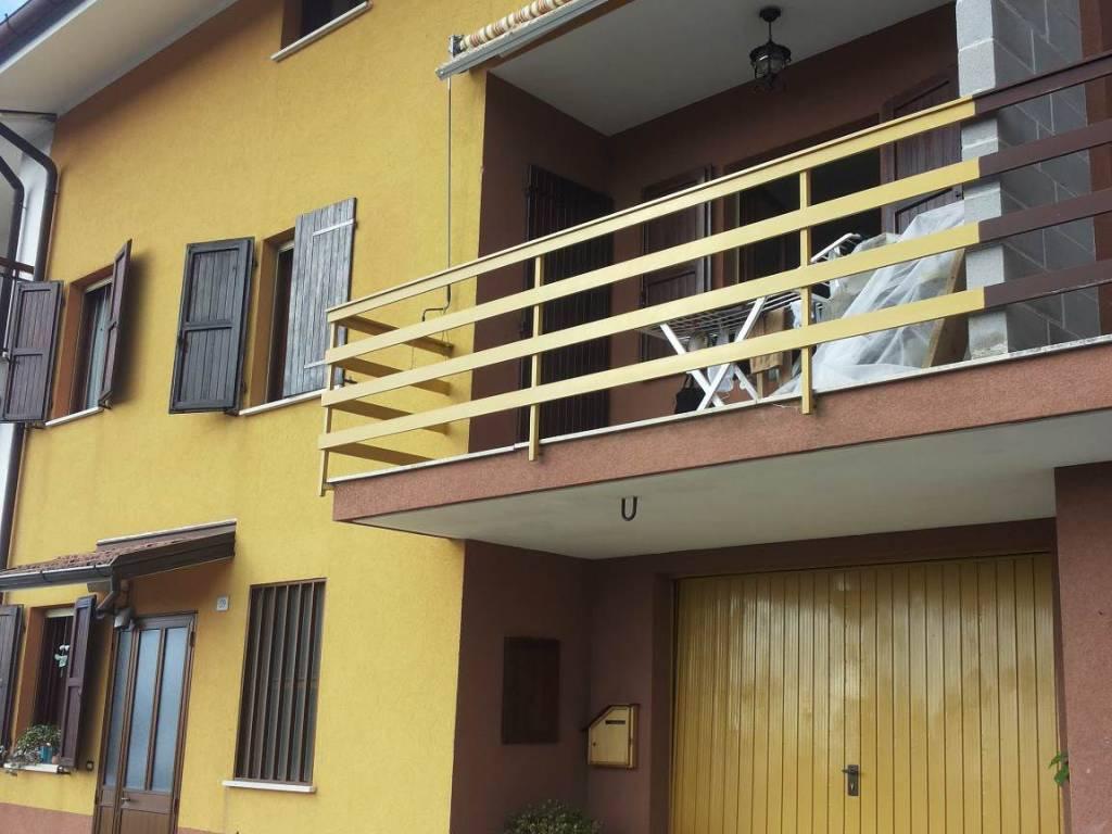 foto  Villa a schiera frazione Di Cesariis 59, Lusevera