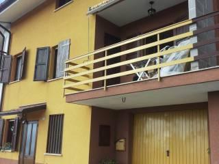 Foto - Villetta a schiera frazione Di Cesariis 59, Cesariis, Lusevera