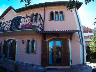 Foto - Villetta a schiera  via Gentili Brunori Bucarini..., Leonessa