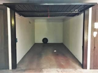 Foto - Box / Garage via Angelo Volonterio 12, Saronno