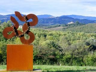 Foto - Villa, buono stato, 360 mq, Monticiano
