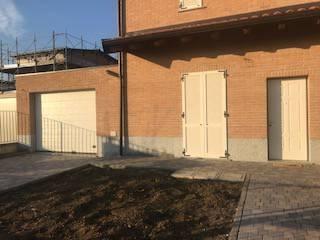 Foto - Villetta a schiera 3 locali, nuova, San Genesio ed Uniti