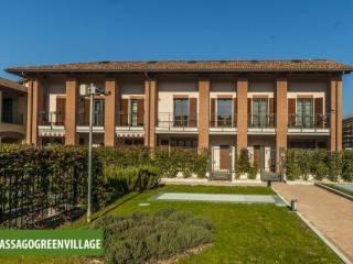 Foto - Villa Località Bazzana Sant'Ilario 1, Assago