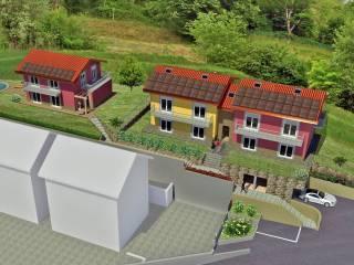 Foto - Villa via Giovanni Paolo II 29, Cesana Brianza