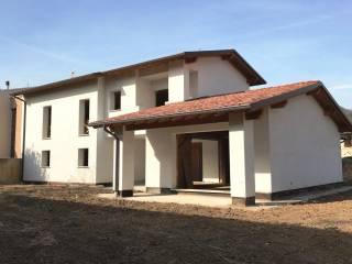 Foto - Villa via Alcide De Gasperi, Corte Franca