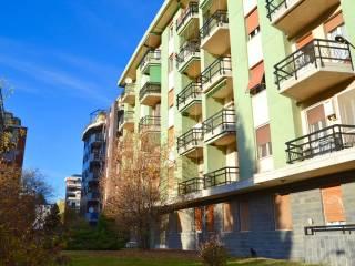 Foto - Trilocale buono stato, quinto piano, Biella
