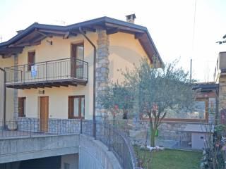 Foto - Villetta a schiera via Santo Stefano 6, Capo di Ponte