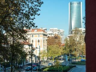 Foto - Bilocale via Domenichino 3, Buonarroti, Milano