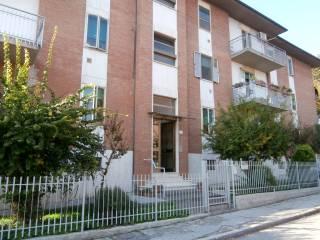 Foto - Trilocale via della Misericordia 2, Via Comacchio, Ferrara
