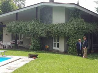Foto - Villa via Conciliazione, Tavernola, Como