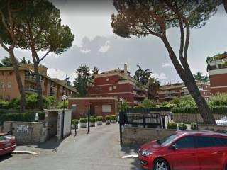 Foto - Bilocale all'asta via di Santa Maria della Speranza 11, Fidene, Roma