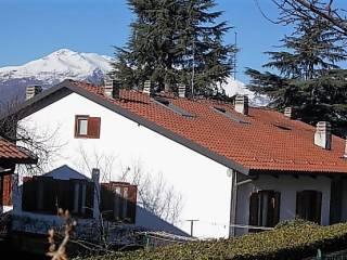 Foto - Villetta a schiera via Bruetto 36, Burolo