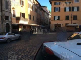Foto - Bilocale all'asta piazza della Scala, Trastevere, Roma
