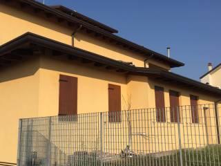 Foto - Trilocale nuovo, primo piano, Zorlesco, Casalpusterlengo