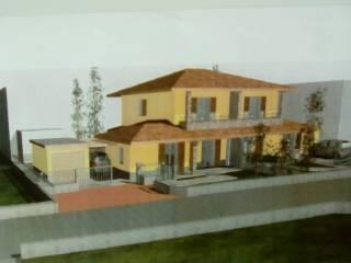 Foto - Villa, nuova, 125 mq, Vergiate