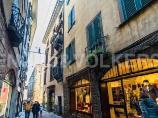 Foto - Bilocale via Bartolomeo Colleoni 16, Città Alta, Bergamo