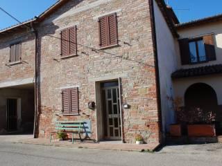 Foto - Einfamilienhaus piazza Santa Maria, Macchie, Castiglione del Lago
