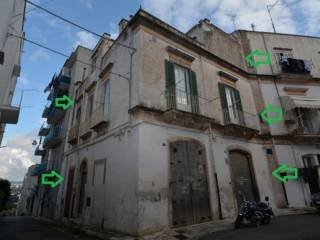 Foto - Palazzo / Stabile via Malta, Martina Franca