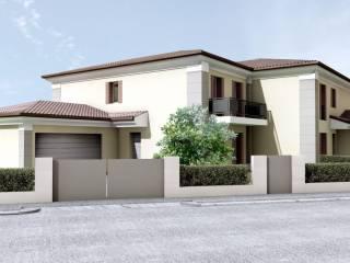 Foto - Villa via Vicenza 41, Santa Maria, Camisano Vicentino