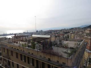 Foto - Quadrilocale salita di San Barnaba 20, Castelletto, Genova