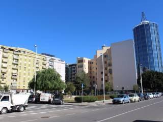 Foto - Quadrilocale via dei Giudicati 23, San Giovanni, Cagliari