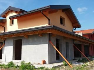 Foto - Villa, nuova, 220 mq, Lurate Caccivio