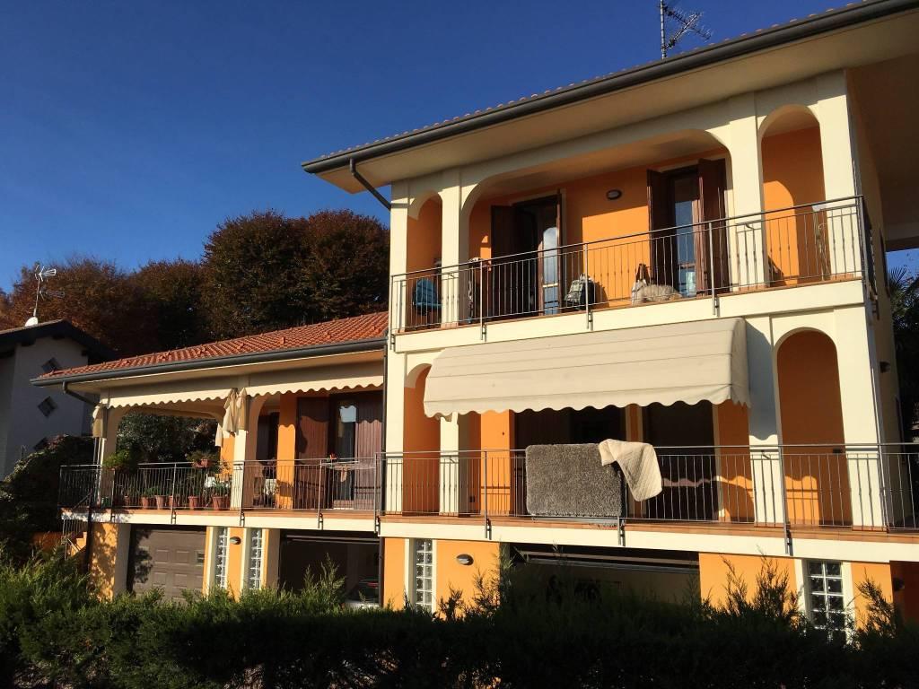 foto  Villa via Circonvallazione 1, Borgo Ticino