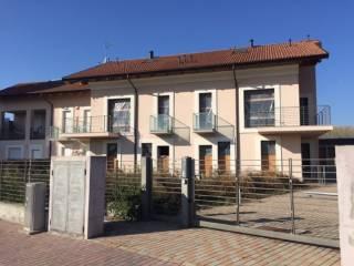 Foto - Trilocale via Carignano, Cercenasco