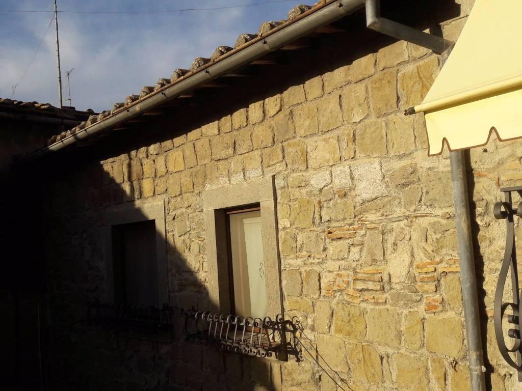 foto affacci s gemini Quadrilocale piazza San Pellegrino, Viterbo