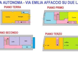Foto - Casa indipendente via Emilia 25, Lamezia Terme