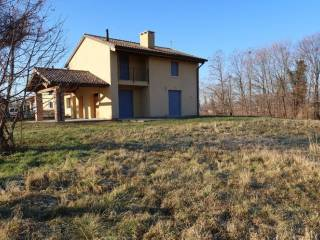 Foto - Casa indipendente 220 mq, nuova, Colle Umberto