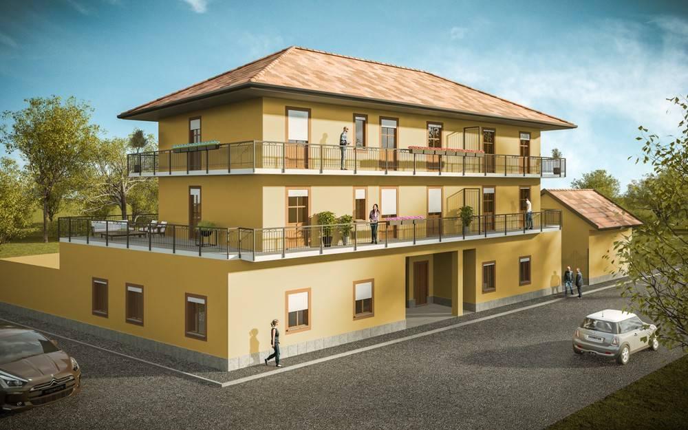 foto  3-room flat via San Maurizio 12, Leinì