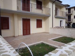 Foto - Villetta a schiera via Casili, Alfedena