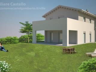 Foto - Villa, nuova, 130 mq, Castelgomberto