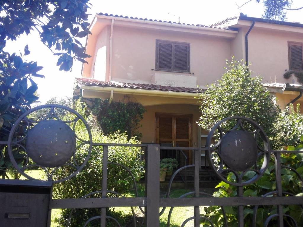 foto  Villa a schiera via Gioacchino Rossini, Nepi