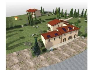 Foto - Casa indipendente via Mandorli, Montespertoli