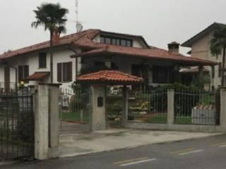 Foto - Villa all'asta via Nazario Sauro, Bottanuco