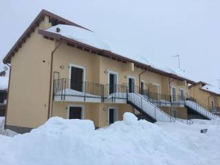 Foto - Villetta a schiera via delle Pezzelle, Rovere, Rocca di Mezzo