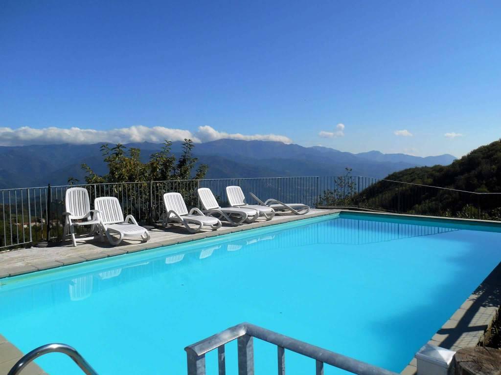 foto piscina Rustico / Casale, ottimo stato, 150 mq, Molazzana