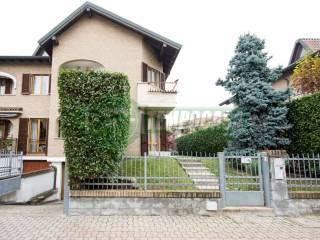 Foto - Villa via Giorgio Stephenson 25, Seguro, Settimo Milanese