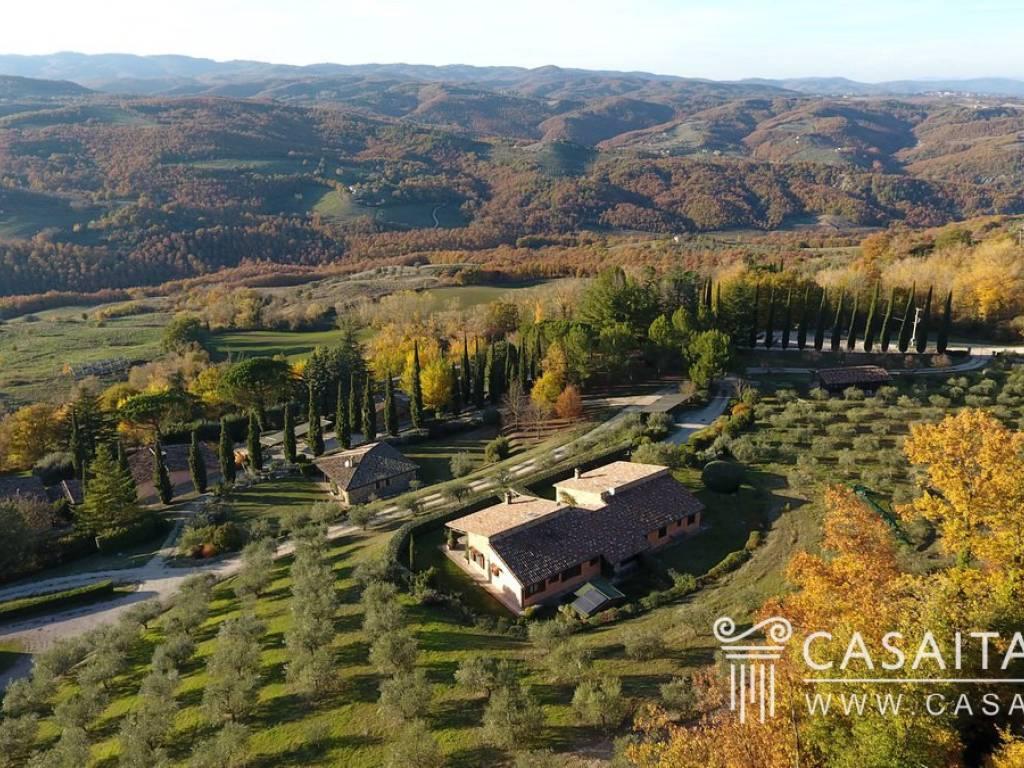 foto  Rustico / Casale via Luigi Zafferani 1, Monte Castello di Vibio