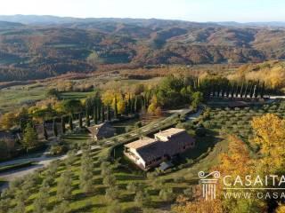 Foto - Rustico / Casale via Luigi Zafferani 1, Monte Castello di Vibio